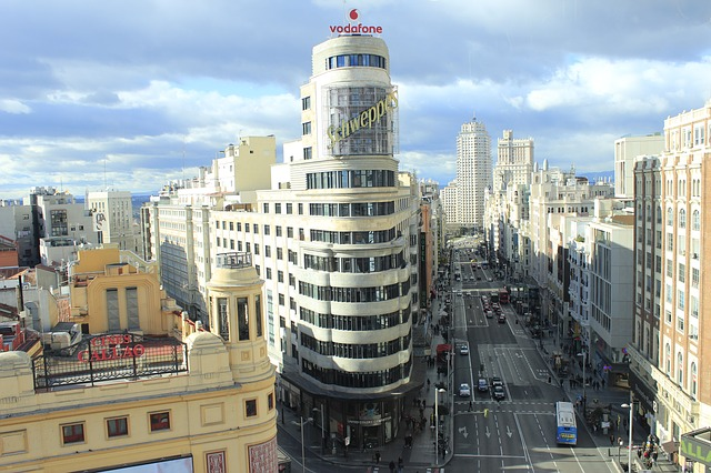 jobs in madrid